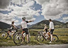 Cycling Lungau