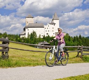 Mountainbiking Mauterndorf