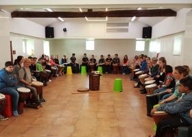 Drumming workshops
