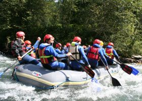 Raftingtour Lungau