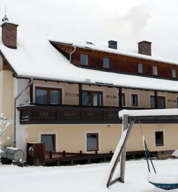 Winter holiday in Lungau