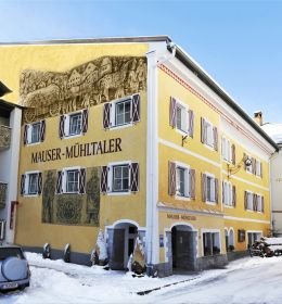 Winter holiday at Mauser Mühltaler