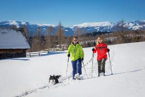 Schneeschuhwandern © Ferienregion Salzburger Lungau