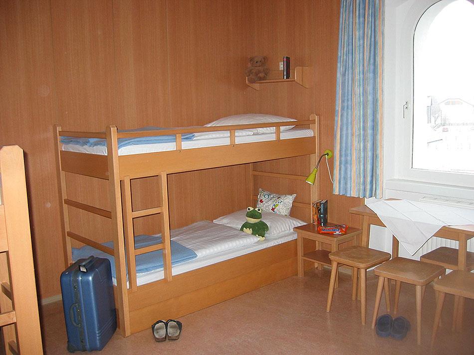 unsere freien zimmer mauterndorf salzburg im jugendg stehaus unser g stehaus das landschulheim. Black Bedroom Furniture Sets. Home Design Ideas